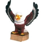 Eagle Bobble Bobble Head Resin Trophy Awards