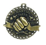 Martial Arts/Karate Burst Thru Medal Burst Thru Medal Awards