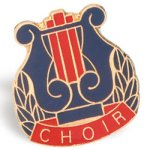 Choir Lapel Pin Chenille Lapel Pins