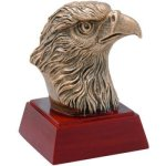 Eagle Head Resin Mini-Series Resin Trophy Awards