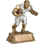 Football, Monster Resin Monster Resin Trophy Award